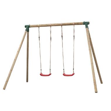 SwingKing dubbele schommel - Bernedette
