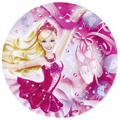 Barbie - feestborden