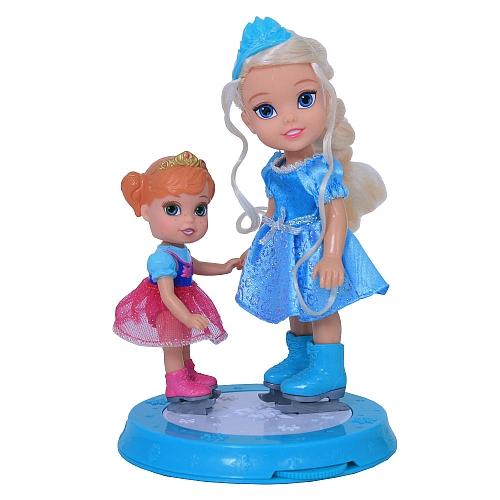 Disney frozen - elsa met baby anna