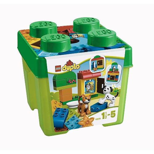 Lego duplo - 10570 alles-in-één cadeauset