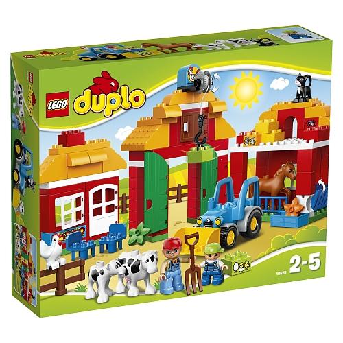 Lego duplo stad - 10525 grote boerderij