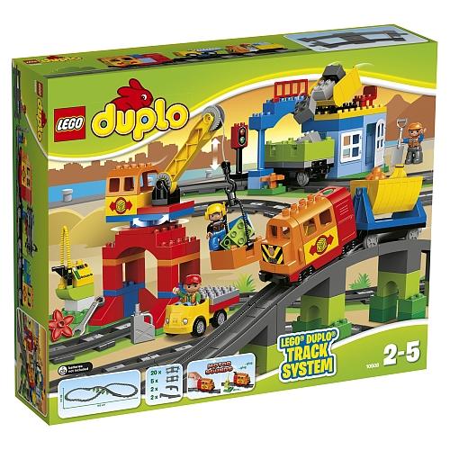 Lego duplo - 10508 deluxe train set