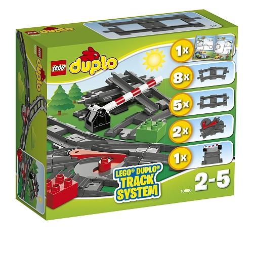 Lego duplo - 10506 trein accessoires set