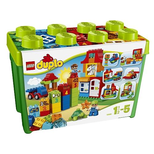 Lego duplo - 10580 deluxe doos