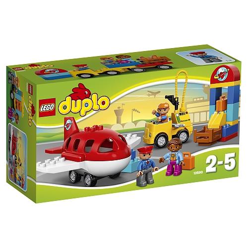 Lego duplo - 10590 vliegveld