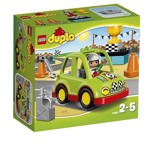 Lego duplo - 10589 rallyauto