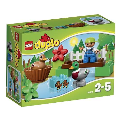 Lego duplo - 10581 bos eenden