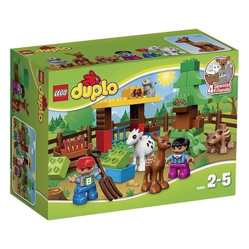 Lego duplo - 10582 bos dieren