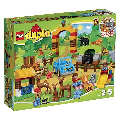 Lego duplo - 10584 het grote bos