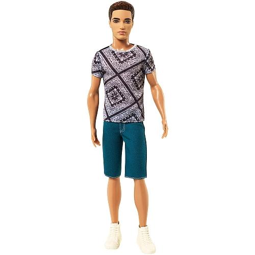 Barbie - fashionista ken/ryan