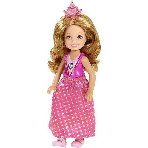 Barbie - chelsea & vrienden