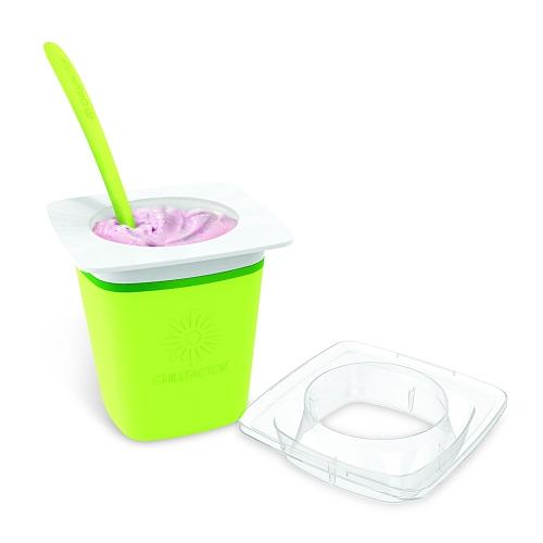Broszio - frozen yoghurt maker chill factor