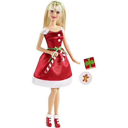Barbie - kerstmis pop
