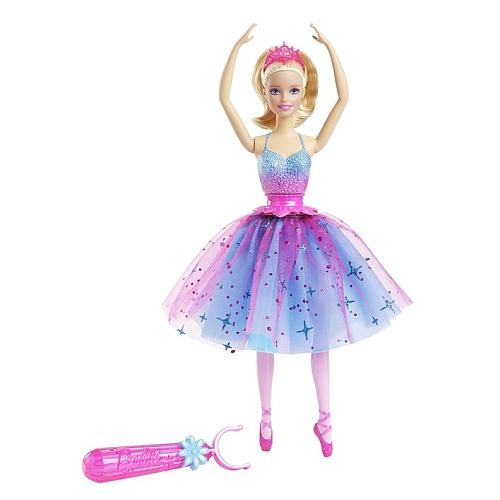 Barbie - betoverende ballerina barbie
