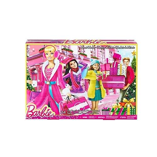 Barbie - adventskalender