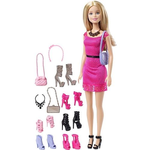 Barbie - pop met schoenen