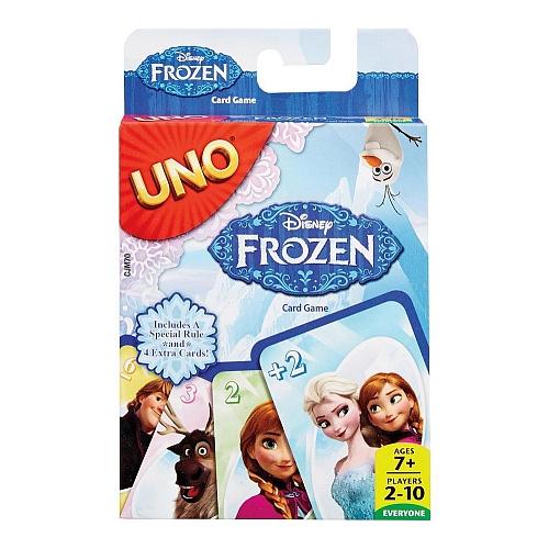 Uno - disney frozen