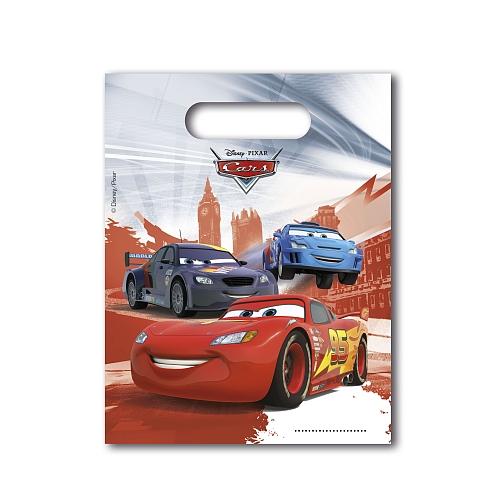 Disney cars - 8 feestzakjes