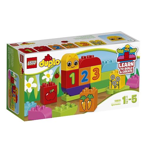 Lego duplo creative play - 10831 mijn eerste rups