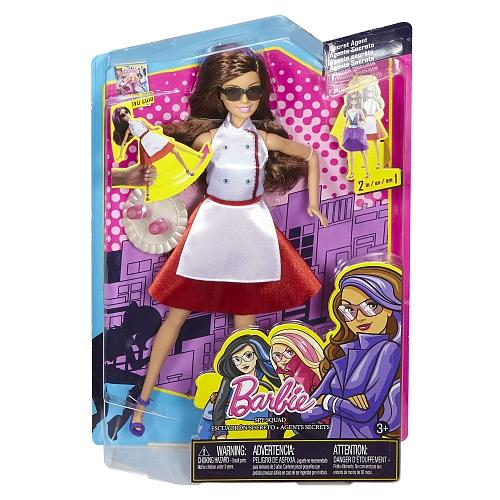 Barbie - agenten-team geheim agent