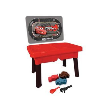 Disney Cars zand- en watertafel