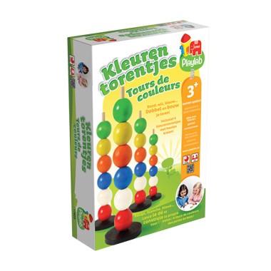 Jumbo Playlab speelkwartiertje kleurentorentjes