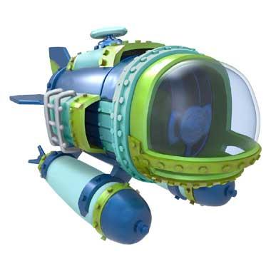 Skylanders: SuperChargers Dive-Bomber