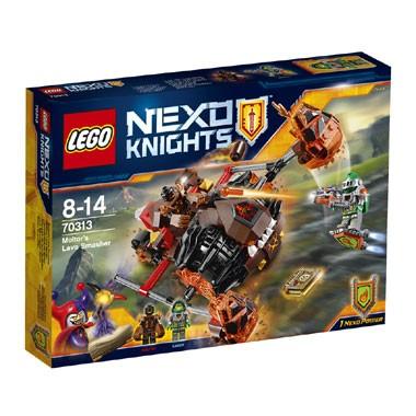 LEGO Nexo Knights Moltors Lavabeuker 70313