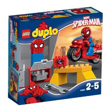LEGO Duplo Spider-Man webmotor 10607