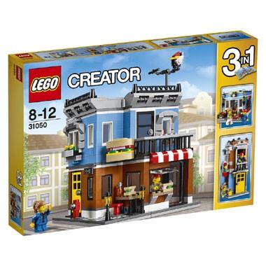 LEGO Creator hoekrestaurant 31050