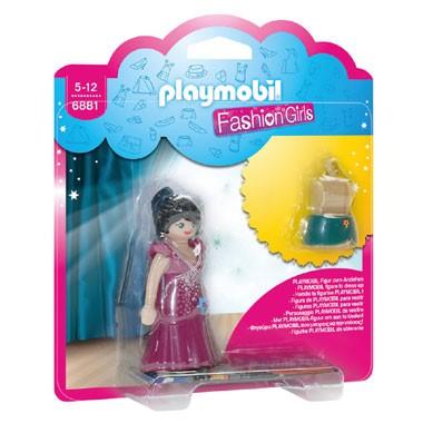PLAYMOBIL City Life Fashion Girl - party 6881