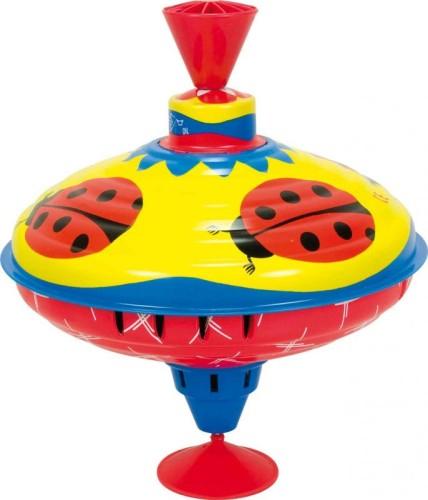 Bromtol lieveheersbeestje New Classic Toys