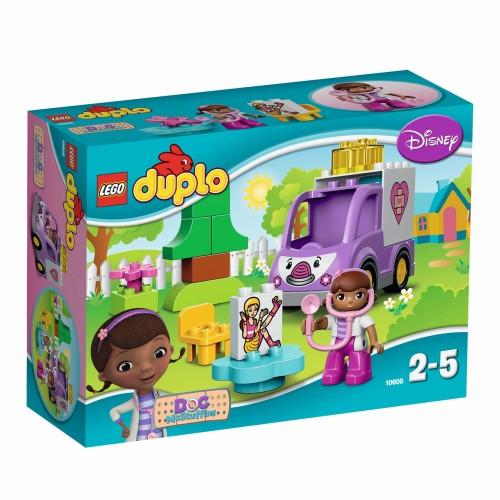 Lego Duplo Doc McStuffins Rosie ambulance - 10605