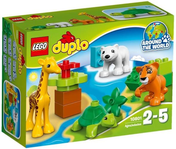 Lego Duplo Jonge dieren - 10801