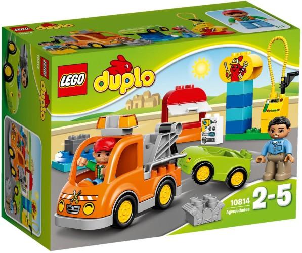 Lego Duplo Sleepwagen - 10814