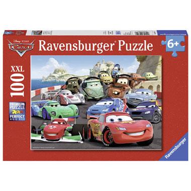 Ravensburger Cars 2 puzzel 100 stukjes