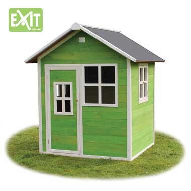 EXIT speelhuis Loft 100 - groen