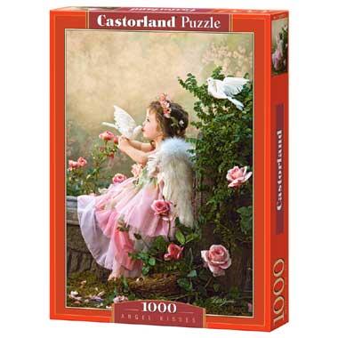 Angel Kisses puzzel 1000 stukjes