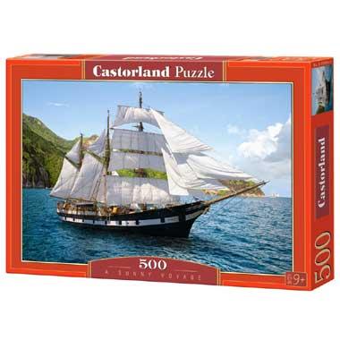 Sunny Voyage puzzel 500 stukjes