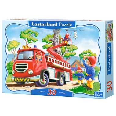 Castorland Kitten Rescue Kinderpuzzel 20 Stukjes