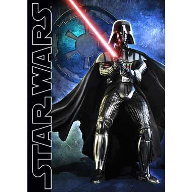 Star Wars Vader tapijt