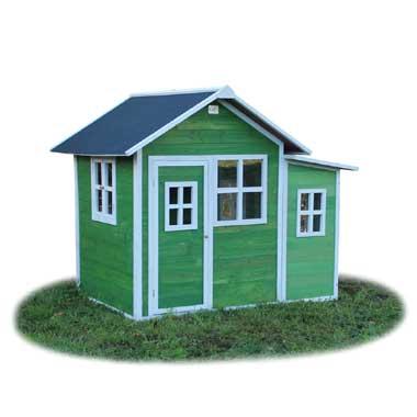 EXIT Loft 150 speelhuisje - groen