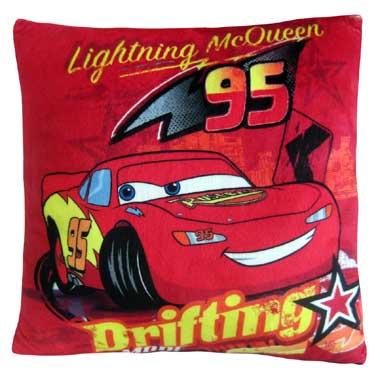 Disney Cars Bliksem McQueen kussen