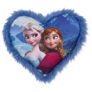 Disney Frozen kussen hart