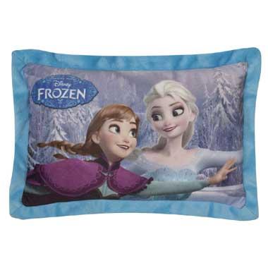 Disney Frozen kussen rechthoekig