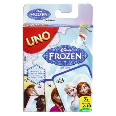 Uno Disney Frozen