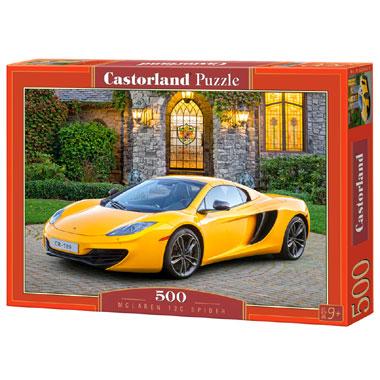 Castorland McLaren 12C Spider puzzel - 500 stukjes