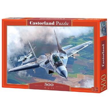 Castorland Mig 29 puzzel - 500 stukjes