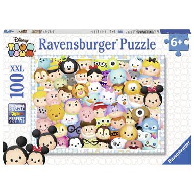 Ravensburger Disney Tsum Tsum XXL-puzzel - 100 stukjes
