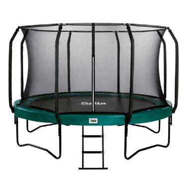 Salta First Class Combo trampoline rond - 305 cm - groen